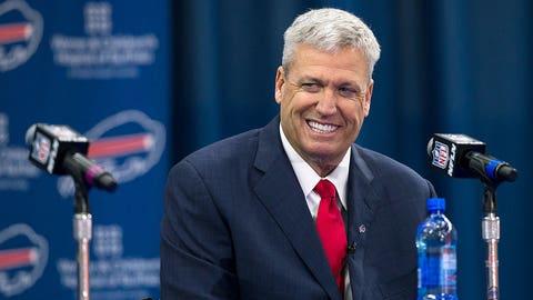 Rex Ryan, Buffalo Bills