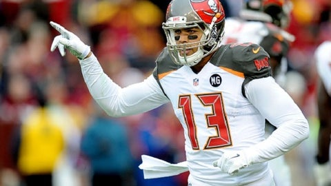 Wide Receiver: Mike Evans