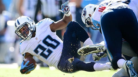 Bishop Sankey, RB, Tennessee Titans