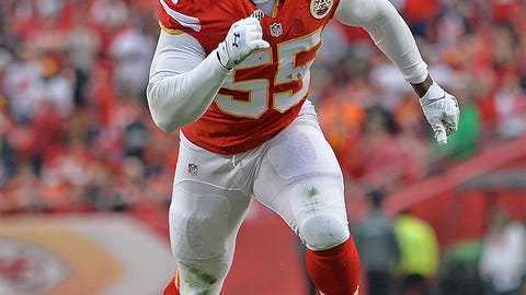 Dee Ford, OLB, Kansas City Chiefs