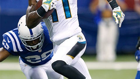 Marqise Lee, WR, Jacksonville Jaguars