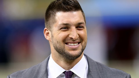 Florida: Tim Tebow (former football player, baseball player)