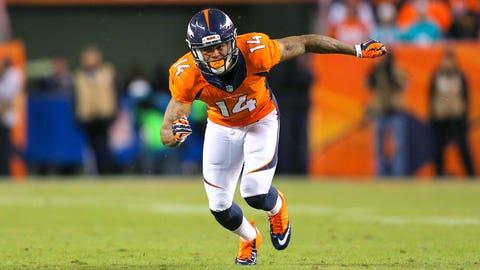 Cody Latimer, WR, Denver Broncos
