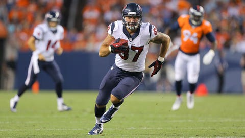 C.J. Fiedorowicz, TE, Houston Texans