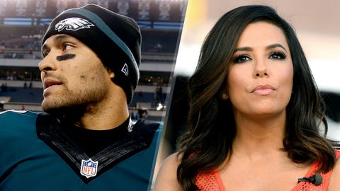 Mark Sanchez & Eva Longoria