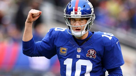 New York Giants: QB Eli Manning - $16.25 million