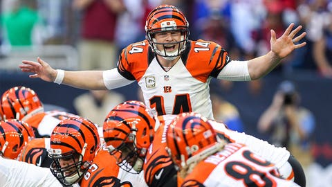 Bengals QB Andy Dalton, $16 million