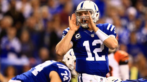2. Indianapolis Colts -- Andrew Luck