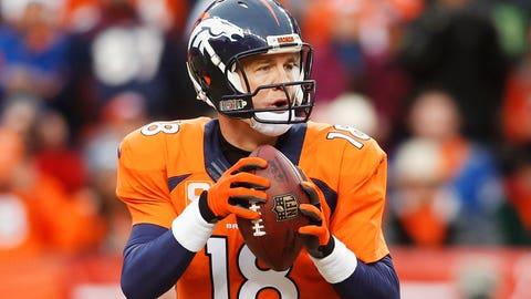 3. Denver Broncos -- Peyton Manning
