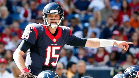 Texans QB Ryan Mallett, $3.5 million