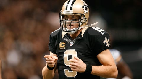 Saints QB Drew Brees, $20 million