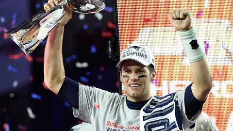 Can the Patriots repeat as Super Bowl champions?