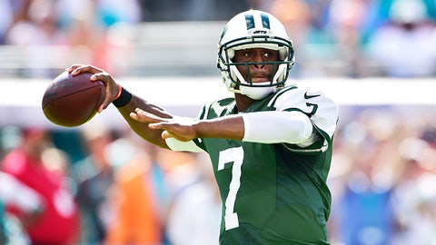 Geno Smith, Jets