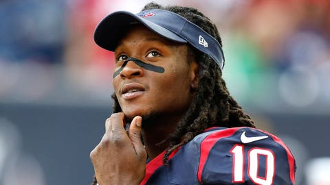DeAndre Hopkins, WR, Houston Texans