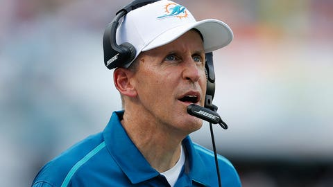 Joe Philbin, Miami Dolphins