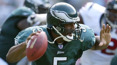 2005-06: Donovan McNabb, QB, Eagles (2006 cover)