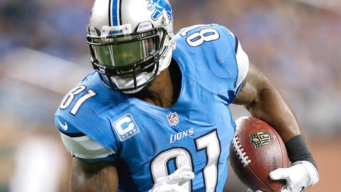 Wide Receiver: Calvin Johnson, Lions