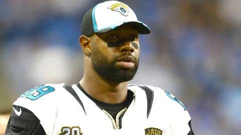 Jacksonville Jaguars: Marcedes Lewis, TE, age 32