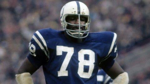 Bubba Smith: 1972