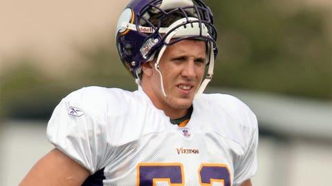 Chad Greenway: 2006