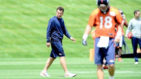21: Gary Kubiak, Denver Broncos