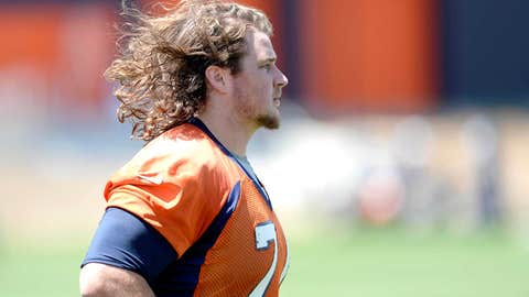 Will Ty Sambrailo step up to protect Peyton Manning's blind side?
