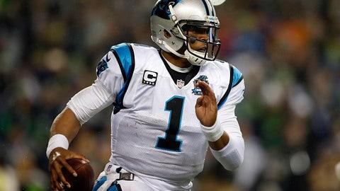 Carolina Panthers: 8.5