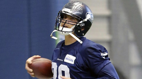 Tight End: Jimmy Graham, Seattle Seahawks