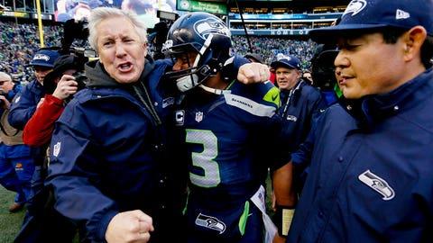 Pete Carroll, Seattle Seahawks