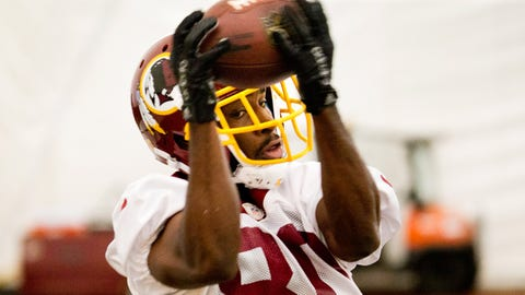 Who will win the Redskins' slot WR job?