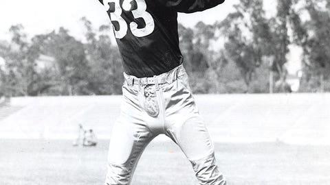 Sammy Baugh, QB