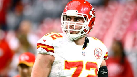 Kansas City Chiefs – OT Eric Fisher