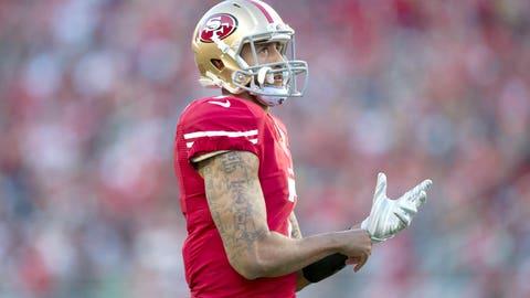 San Francisco 49ers – QB Colin Kaepernick