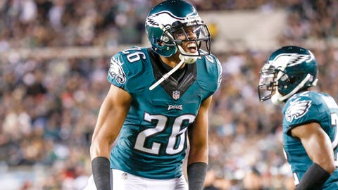 Seattle Seahawks – CB Cary Williams