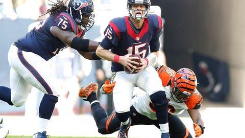 Houston Texans – QB Ryan Mallett