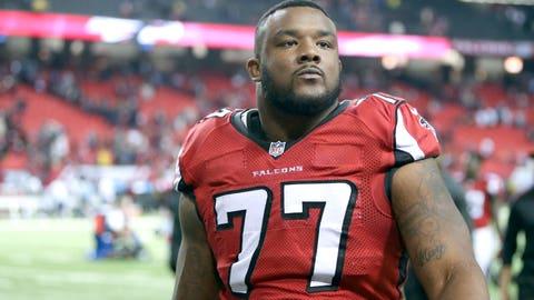 Atlanta Falcons – DT Ra'shede Hageman