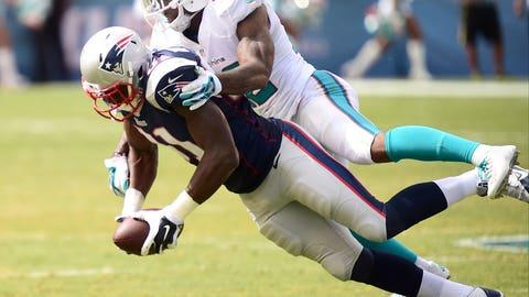 Miami Dolphins – CB Jamar Taylor