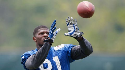 How much will the team miss Andre Johnson?