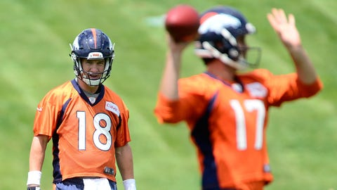 How much of Brock Osweiler will we see in 2015?