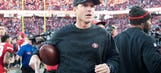 Jim Harbaugh once practiced in full pads with 49ers, former player says