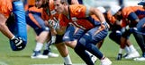 Broncos leaning on TE Owen Daniels during offensive transition
