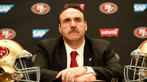 Will Jim Tomsula command the respect of the players?