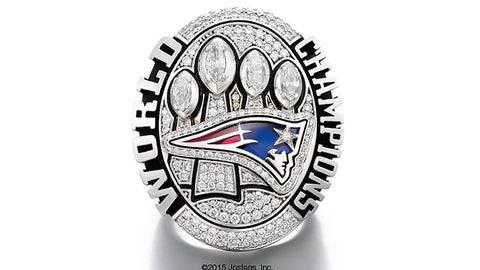 Super Bowl XLIX: New England Patriots