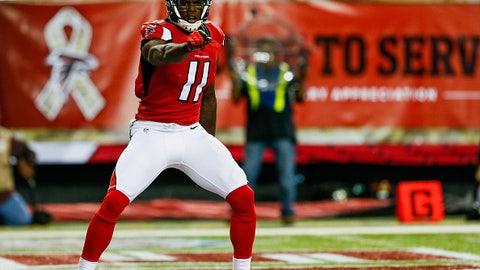 Atlanta Falcons (5-3): 5 covers ATS