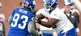 Giants get good news, and bad news on the offensive line