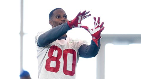 What will the Giants get from Victor Cruz?