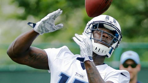 What kind of impact can Dorial Green-Beckham make in his rookie season?