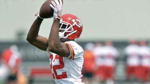 Can top pick Marcus Peters blend in?