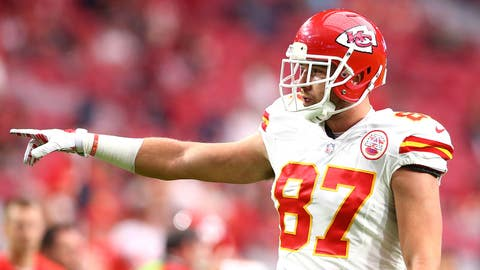 Can Kelce be a top-tier tight end?