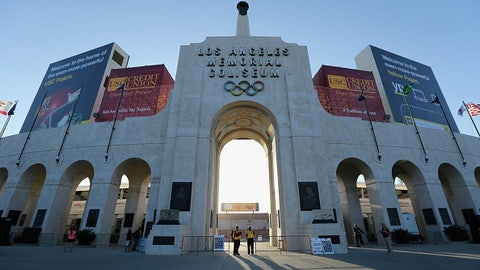 How big of a distraction could Los Angeles relocation be?